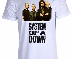 Camiseta system of a down 05