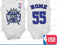 Body Regata Sacramento Kings Basquete
