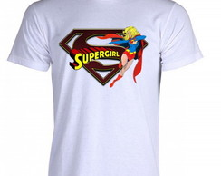 Camiseta Supergirl 02