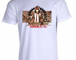 Camiseta steins gate 02