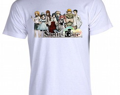 Camiseta steins gate 05