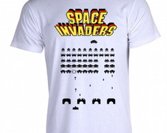 Camiseta Space Invaders 03