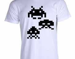 Camiseta Space Invaders 05