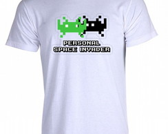 Camiseta Space Invaders 07