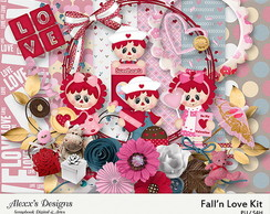 Kit Digital Fall'N Love