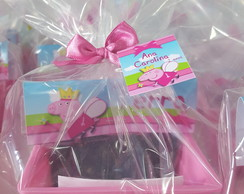 Kit Jardinagem Peppa Pig Princesa
