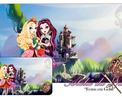 Jogo Americano - Ever After High