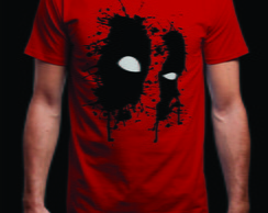 Camisetas Herois - Deadpool