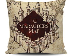 Almofada Harry Potter - Mapa do Maroto