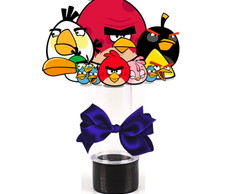 10 Tubetes Angry Birds