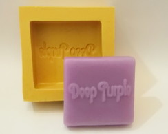 Deep Purple - molde de silicone