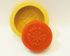 Red Hot Chilli Peppers-molde de silicone