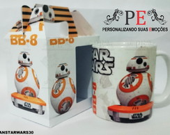 Canecas Star Wars BB-8