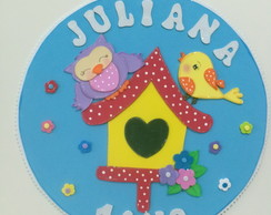 Placa juliana