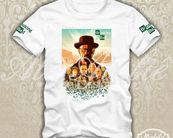 Camisa Breaking Bad Heisenberg