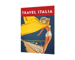 Placa MDF Travel Italia - 015