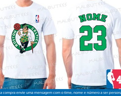 Camiseta Boston Celtics Basquete Nba