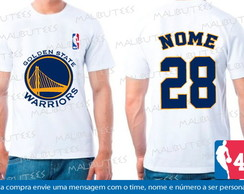 Camiseta Golden State Warriors Basquete