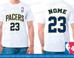 Camiseta Indiana Pacers Basquete Nba