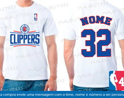 Camiseta Los Angeles Clippers Basquete