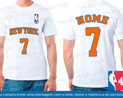 Camiseta New York Knicks Basquete Nba