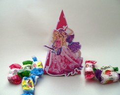 Barbie Pop Star Cone Piramede