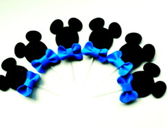 20 Topper 3d Mickey de Eva