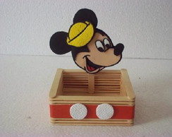 Turma do Mickey - cachepô