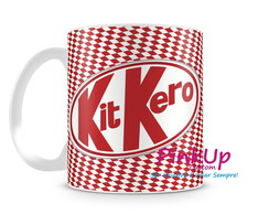 Caneca Chocolate Kit Kero