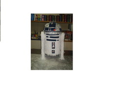 Pinhata Star Wars - R2D2