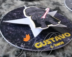 Aplique Scrap para cone Star Wars