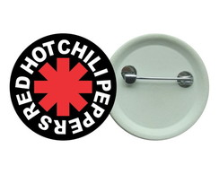 Botton 3,5 - Red Hot Chili Peppers