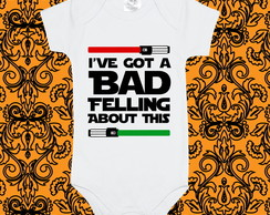 Body Baby - I've got a bad felling...