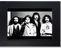 QUADRO DECORATIVO - BANDA ROCK 19