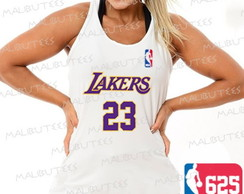 Regata Feminina Academia Lakers
