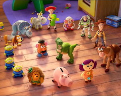 Painel Toy Story G - Frete Grátis