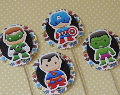 Cod 0559 - Toppers Super Herois
