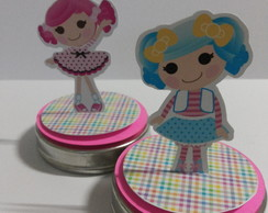 Latinha Min to Be 3D Lalaloopsy