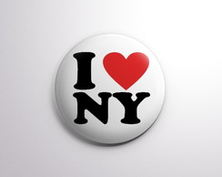 Botton - I Love NY