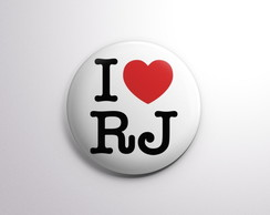 Botton - I Love RJ
