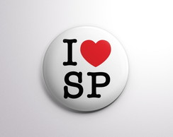 Botton - I Love SP