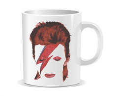 Caneca - David Bowie - Rock