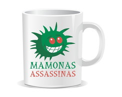 Caneca - Mamonas Assassinas - Rock