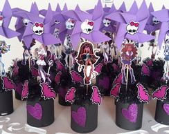 Enfeite de mesa Monster High