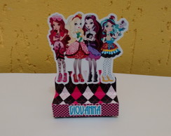 Porta chocolate ever after high