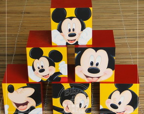 CUBOS MICKEY