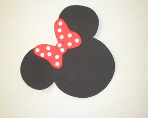 Mouse pad Minnie