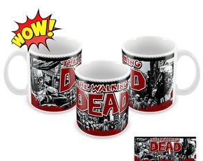 Caneca The Walking Dead - HQ