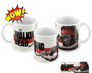 Caneca The Walking Dead - Michonne
