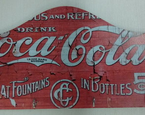 Porta chaves Coca cola